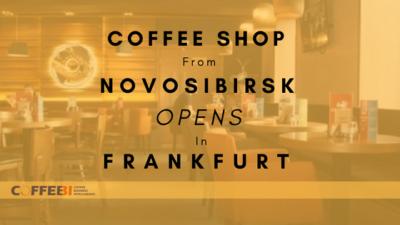 coffee shops in Frankfurt