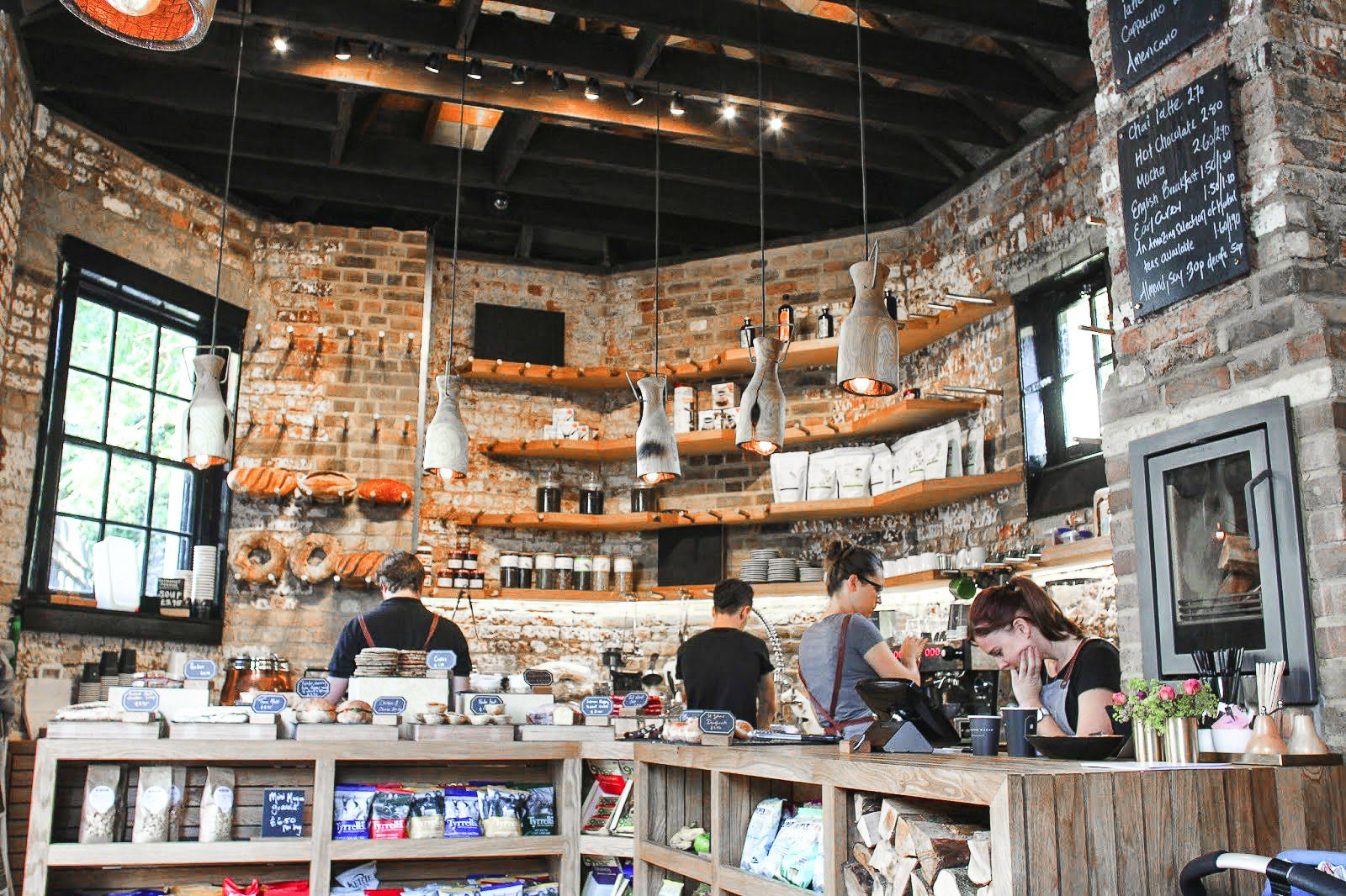 Bakery Cafe Garden City