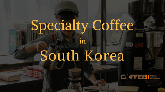 Specialty Coffee in South Korea