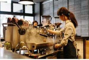 Coffee Culture in Japan