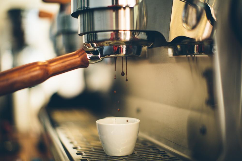 illy espresso machine history