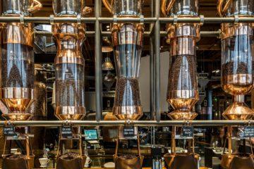 Starbucks super-premium Reserve Roastery