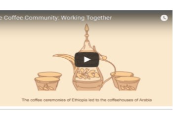 SCA, The Coffee Community: Working Together