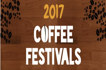 Some Coffee Festivals in 2017