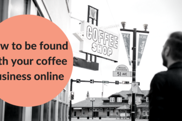 To be found with your on line Coffee Business