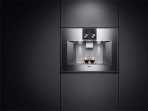 Gaggenau fully automatic coffee machine