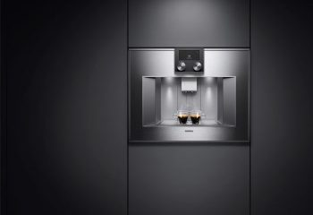 Gaggenau fully automatic coffee machine
