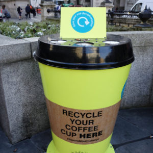 recycling your coffee
