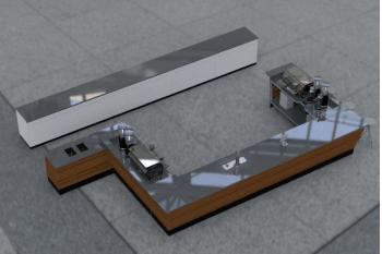 Modular Coffee Bars copertina