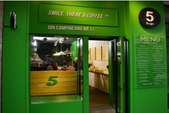 Romania: The development of the 5 to Go Coffee Shop Chain