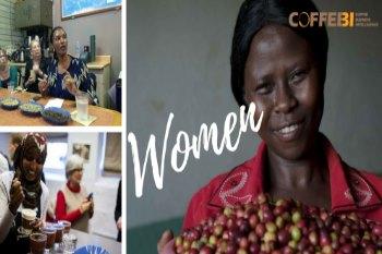women in the coffee industry