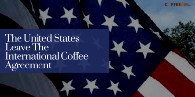 The United States Leaves The International Coffee Agreement