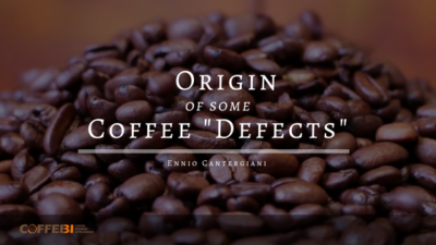 """Origin of Some Coffee """"Defects"""""""