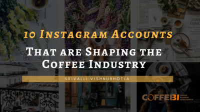 10 Instagram Accounts That are Shaping the Coffee Industry