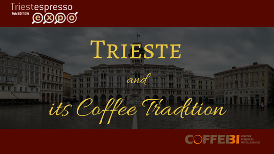 Trieste and its Coffee Tradiction