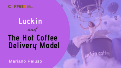 Luckin and the Hot Coffee Delivery Model (part 1)