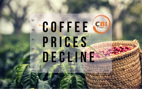 Coffee Prices Decline
