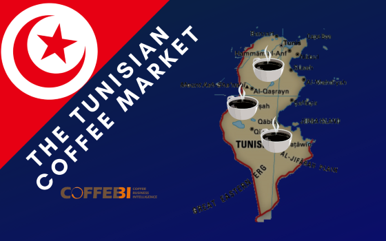 the Tunisian coffee market