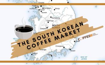 The South Korean coffee Market