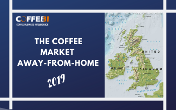 The coffee market away-from-home in the UK 2019