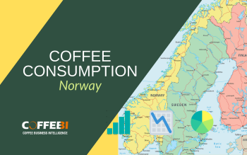 coffee consumption norway