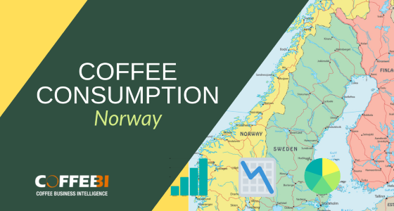 Norway, the boom of Coffee Consumption