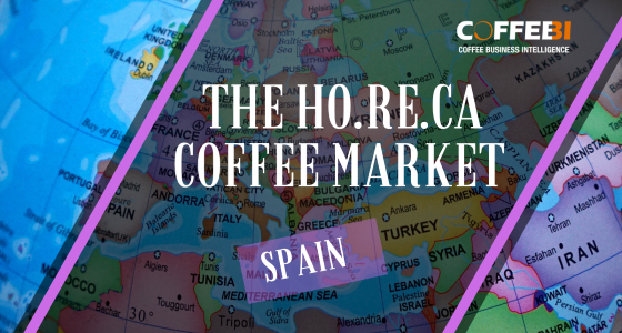 horeca coffee market spain