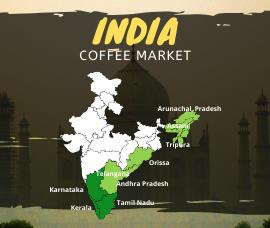 India coffee market transformation