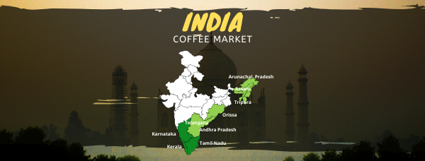 India coffee market transformation