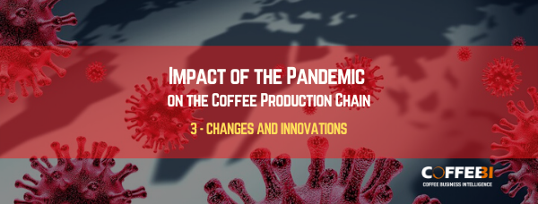 Covid-19: Impact of the Pandemic on the Coffee Sector. Future Changes and Innovations (Part 3)