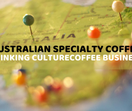 Australian specialty coffee-drinking culture